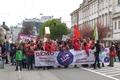 Anti TTIP Demonstration in Salzburg